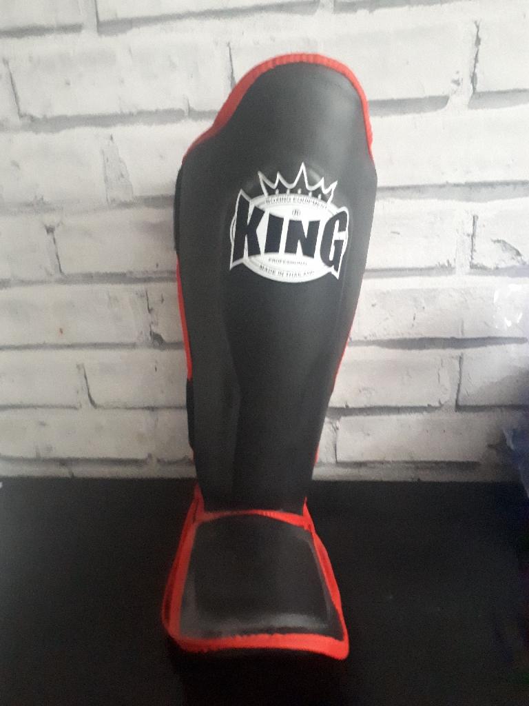King kickboxing chinpads