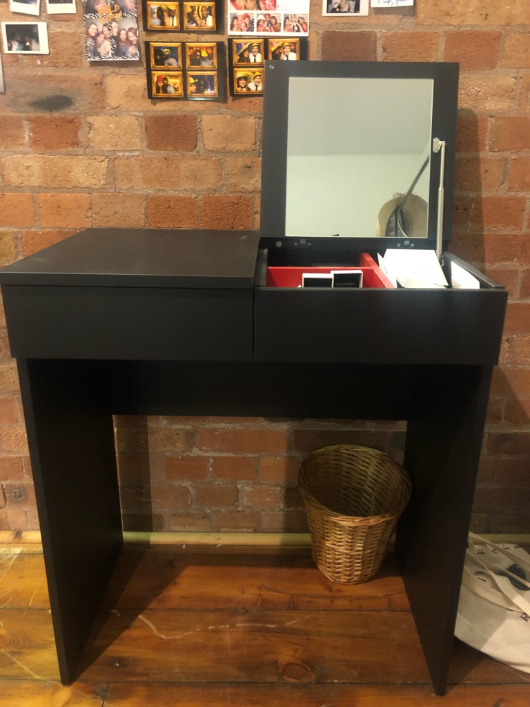 IKEA Dressing table + chest of 2 drawers (BRIMNES)