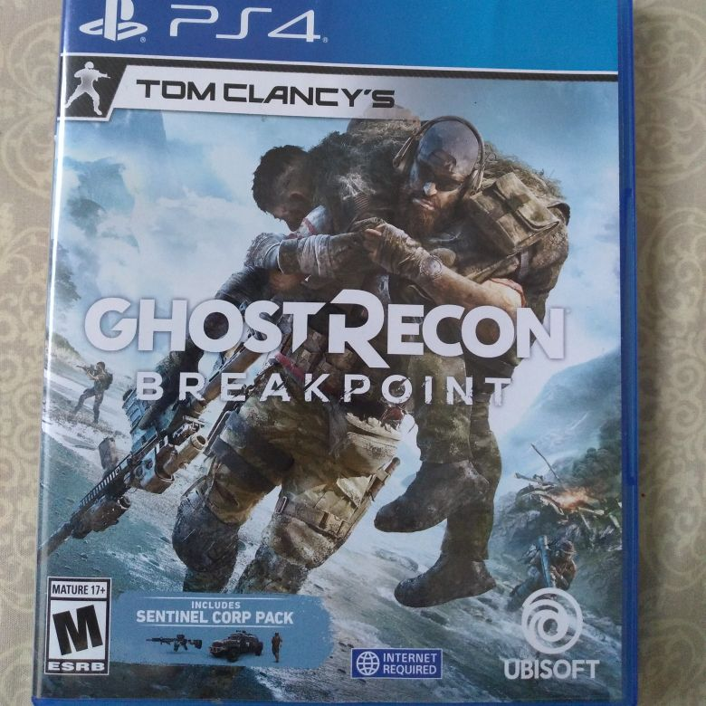 Ghost Recon Br3akpoint