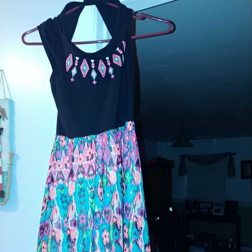 Girls dress 10/12 like new