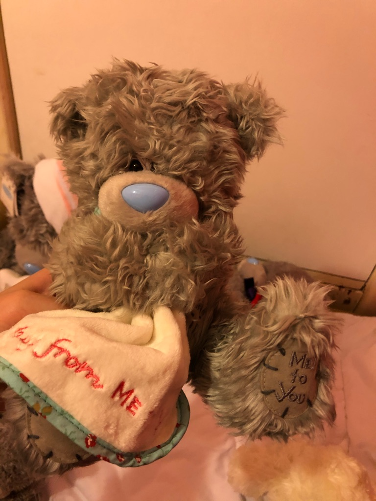 Tatty teddies (me to you bears)