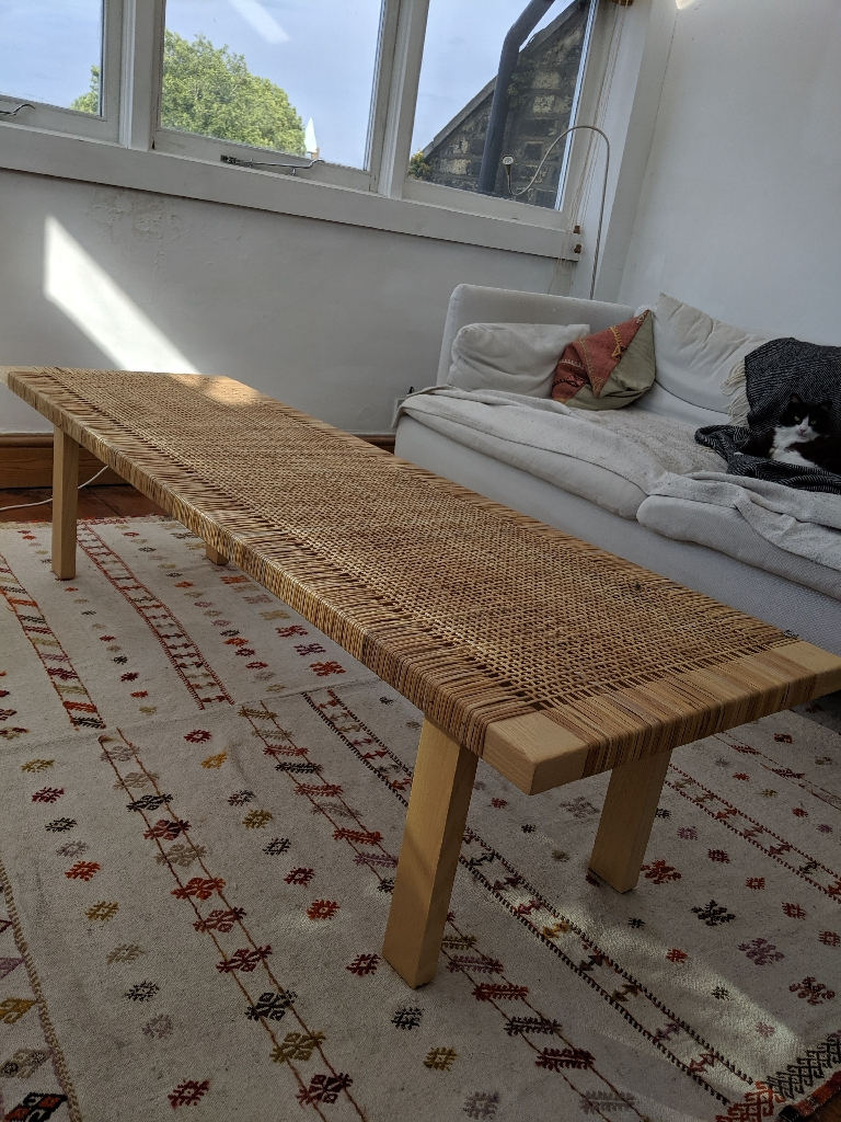 IKEA stockholm coffee table 160 X 50 cm