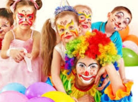 Wedding party for kids entertainment