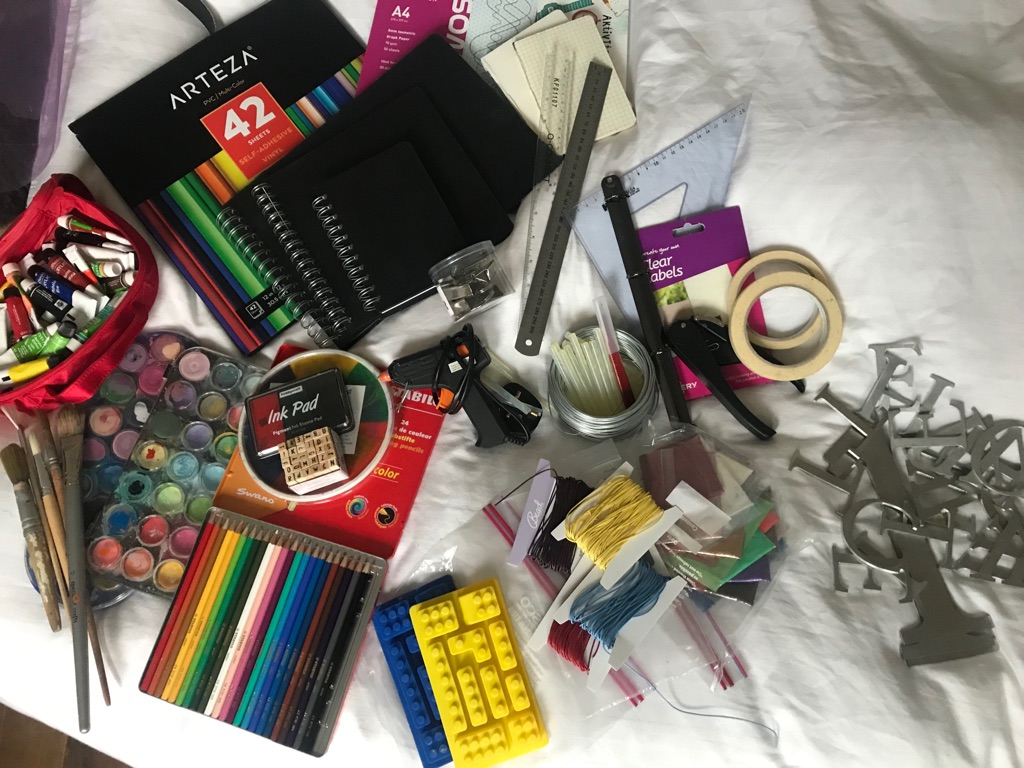 Miscellaneous Art and Craft Supplies