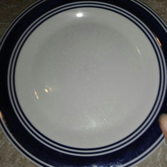 Mainstays Brand Dish Plate