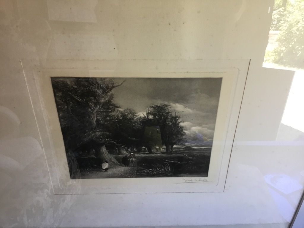 5 landscape art Signed Joseph b Pratt 1854/1910 David cox mezzotints going to the mill/Rhil sands/going to the plough/the skirts of the forest/the hayfield a breezy day unframed 10in 7in