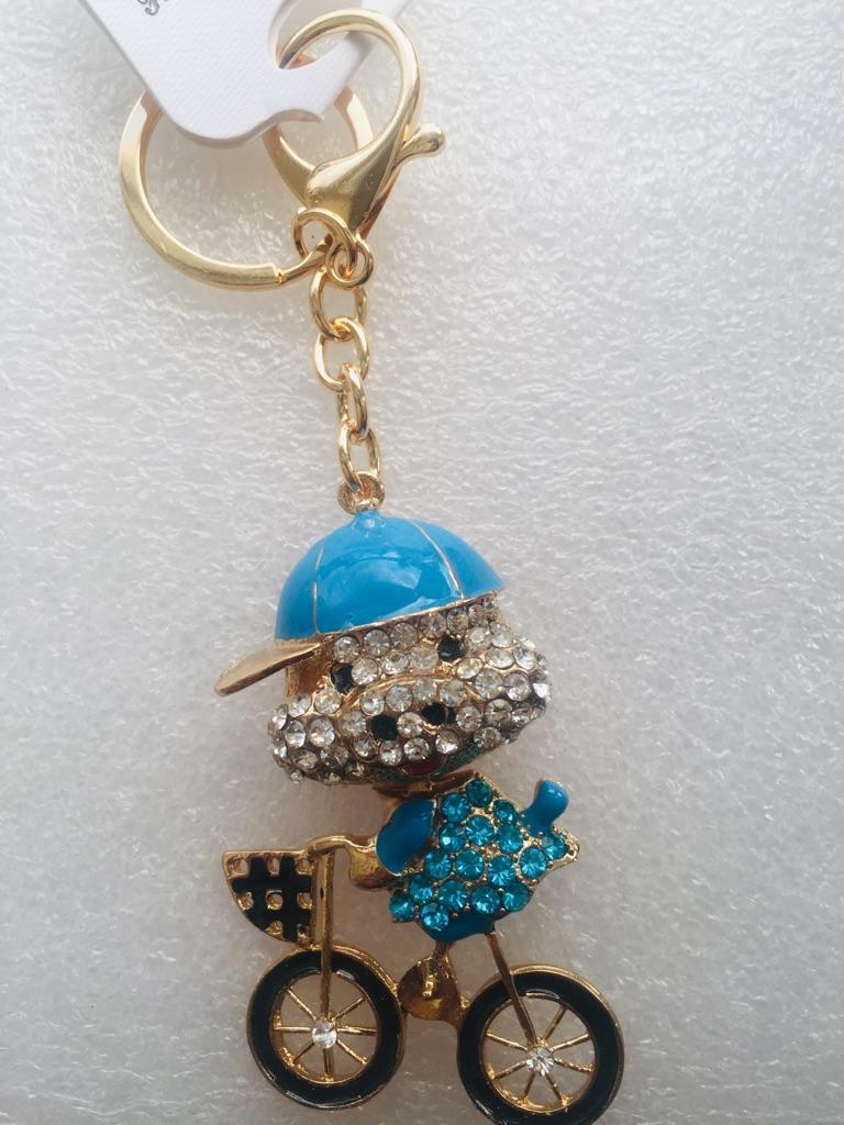 Keys ring holder with bear **** 3