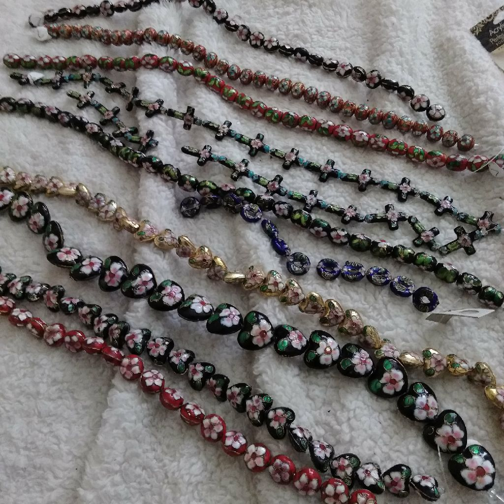 Japanese Bead Strands