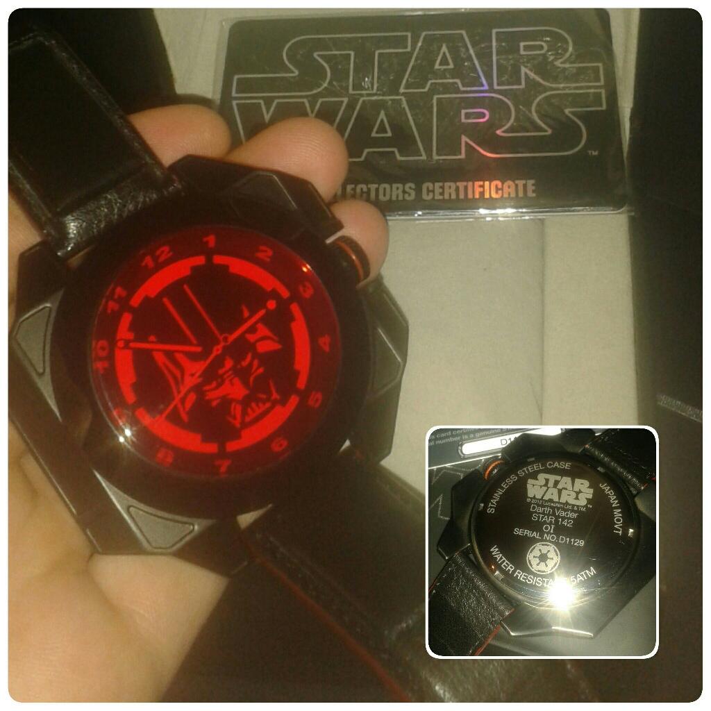 Special Edition Darth Vader Watch