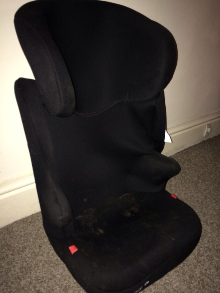 Toddler / kids booster seat for car
