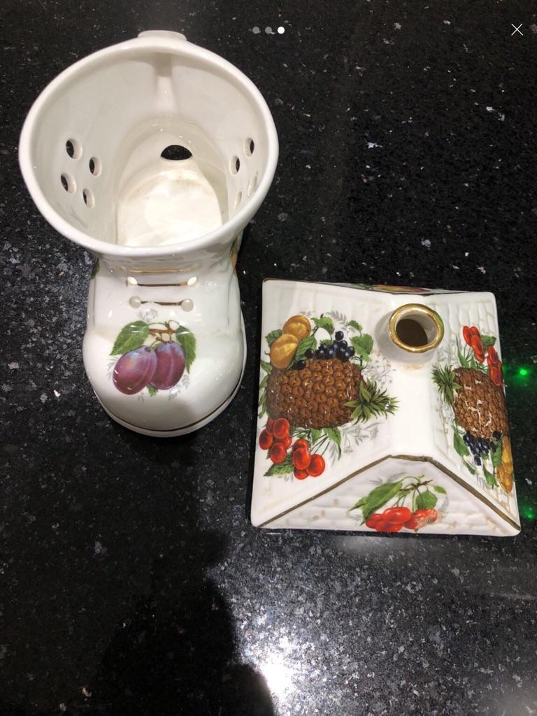 China porcelain ornament
