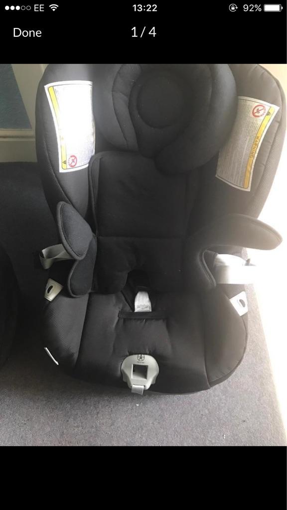 Britax Car Seat Brand New