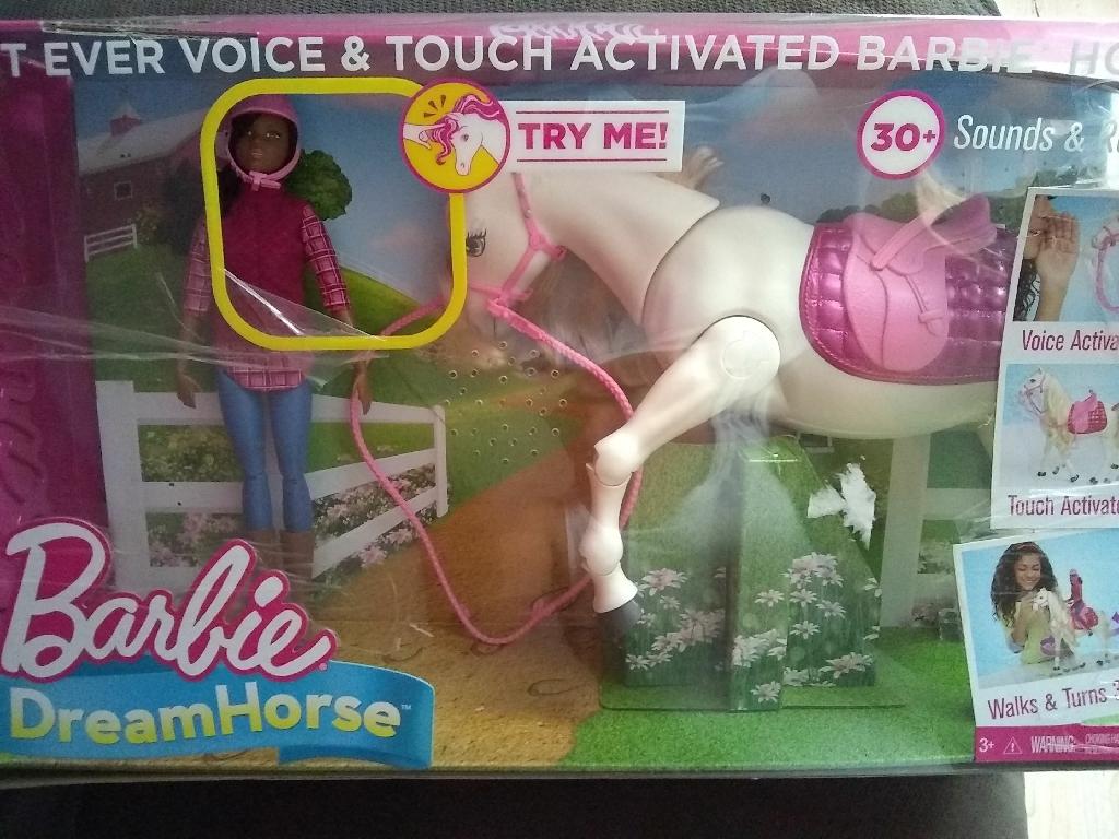 Barbie Dream Horse