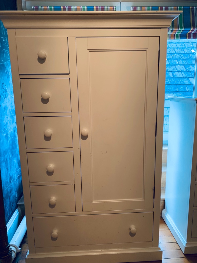 White wardrobe from the white company
