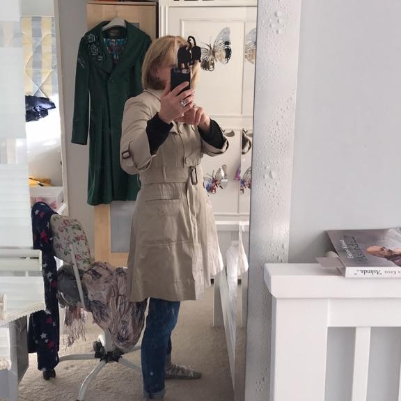 Maxmara Weekend raincoat