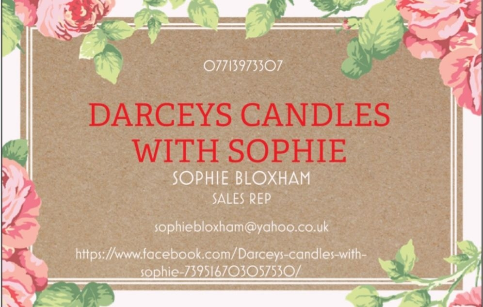 Darceys with sophie