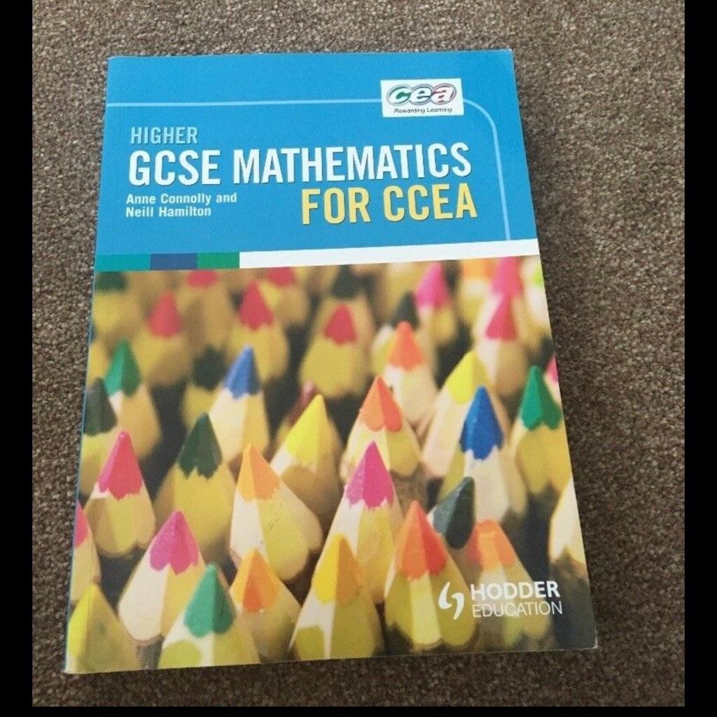 Gcse maths text book