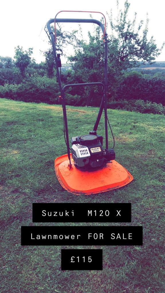 Suzuki m120X Lawnmower