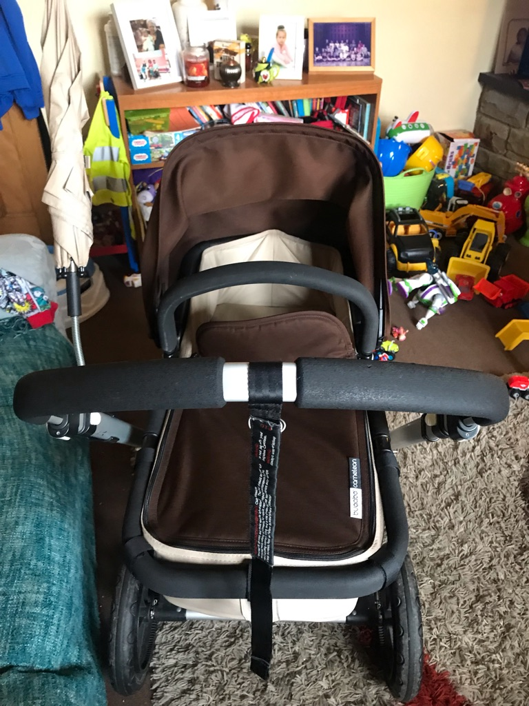 Bugaboo chameleon 2 carrycot.