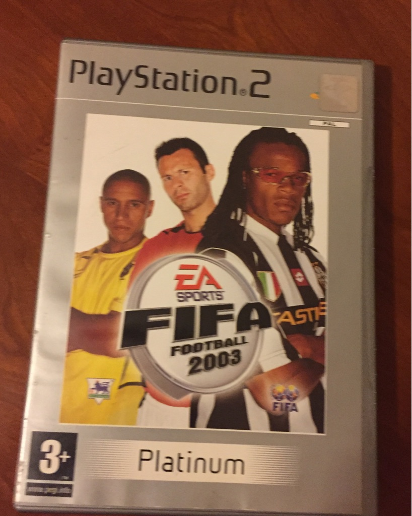 FIFA Football Game (2003)
