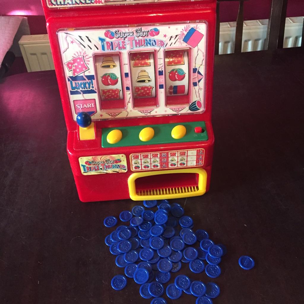 Super Slot Fruit Machine