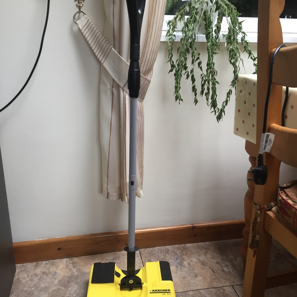Karcher carpet sweeper