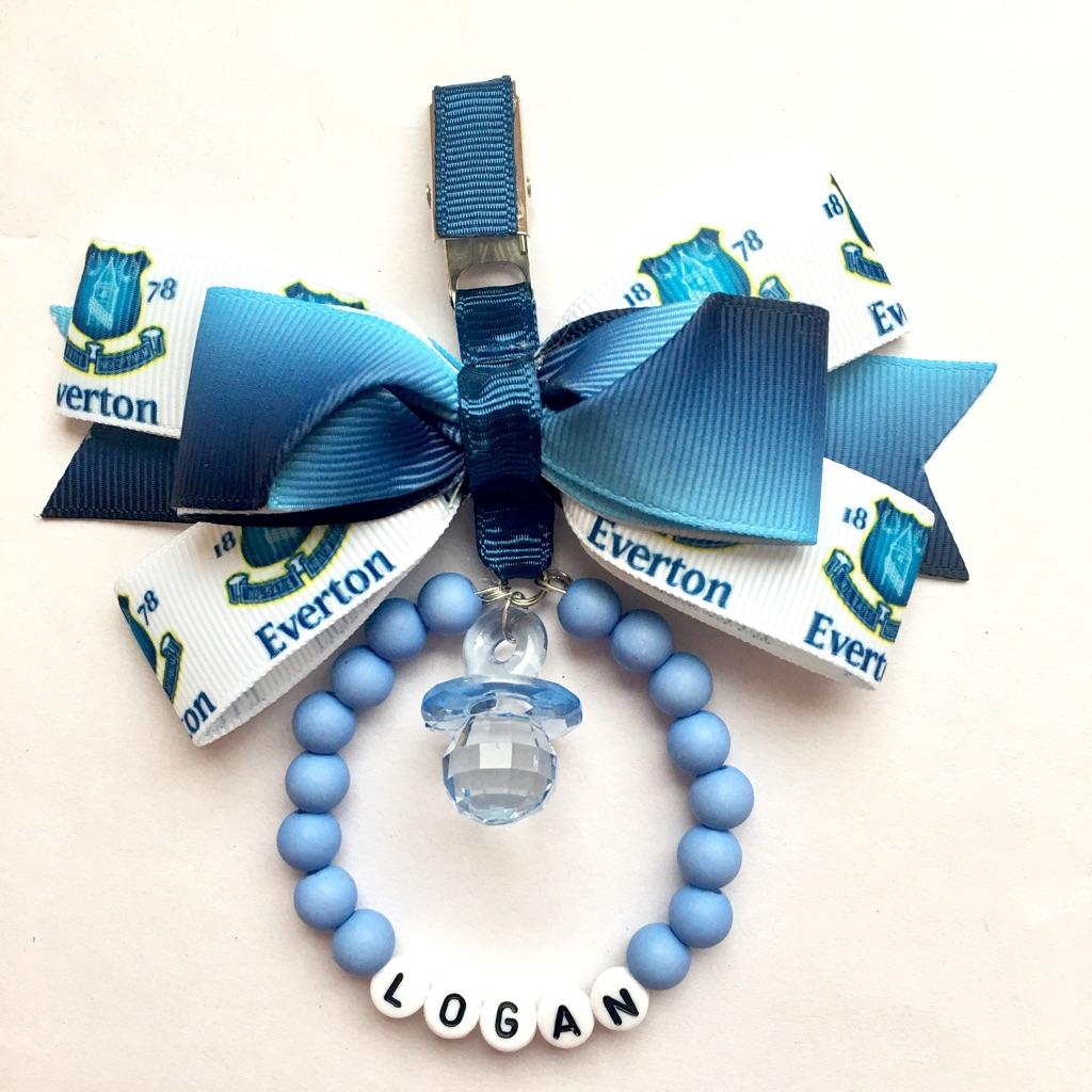 Everton Pram charm