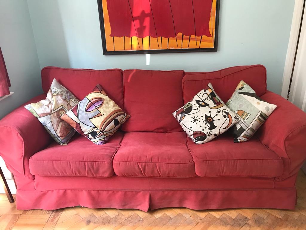 Sofa, large three seater