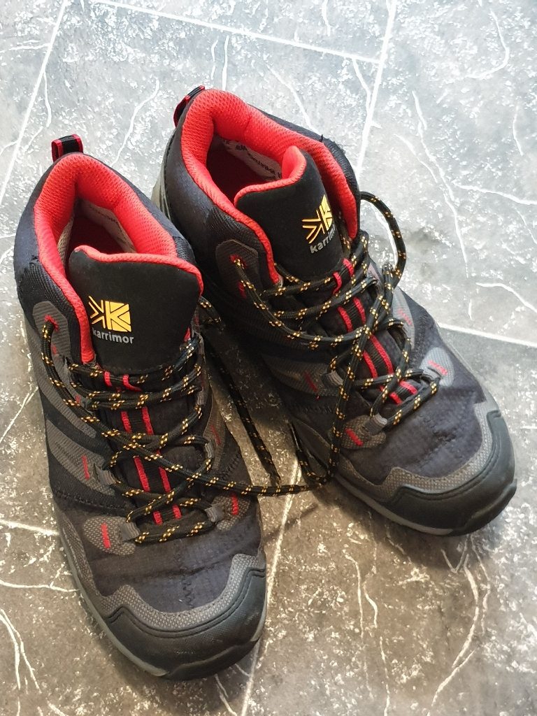 Boys Gelert Walking Boots - J5, EUR 38