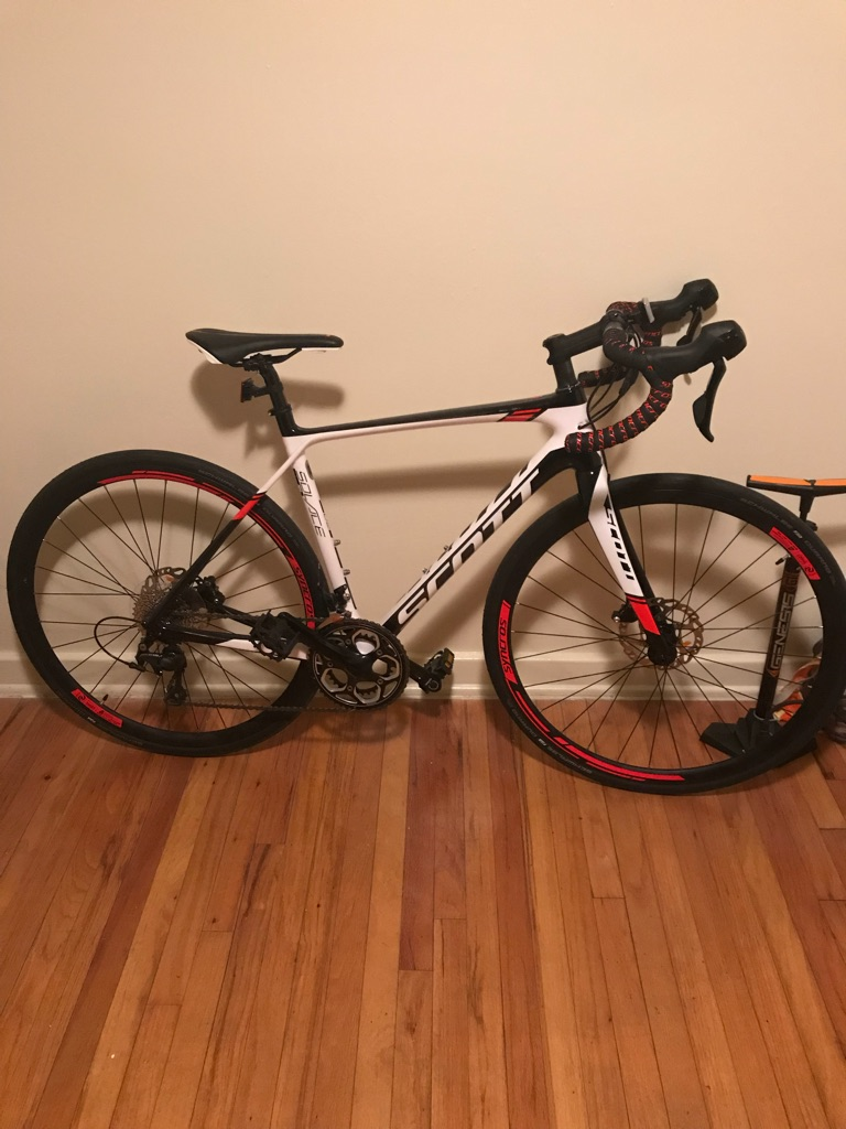 Scott Solace Road Bike