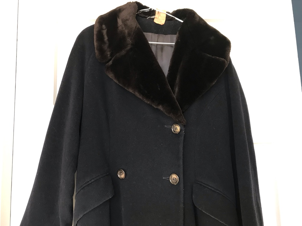 Laura Ashley Vintage Overcoat