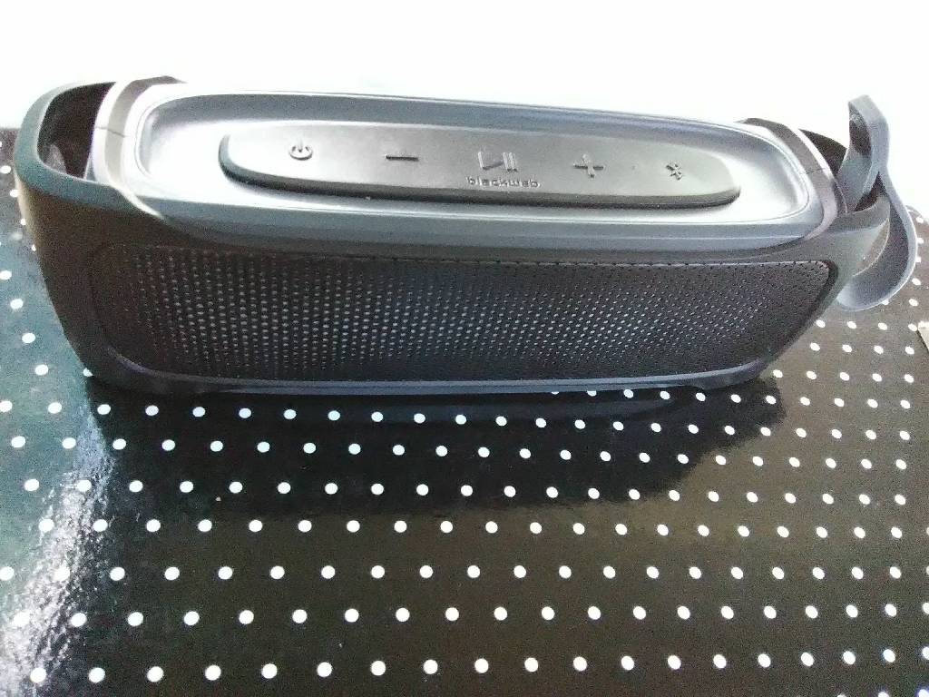 Medium Blackweb Wireless Bluetooth Speaker
