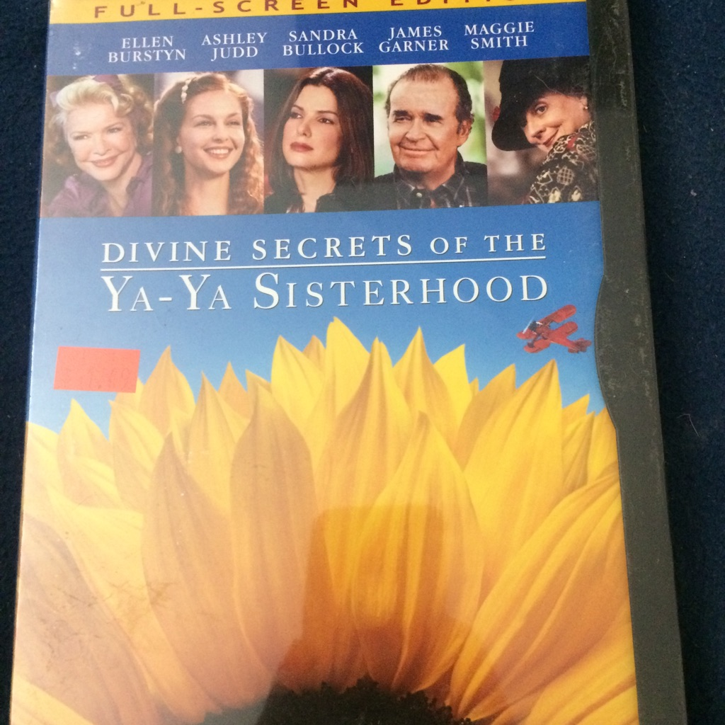 Divine Secrets of the Ya Ya Sisterhood DVD