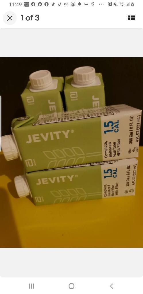 Jevity milk