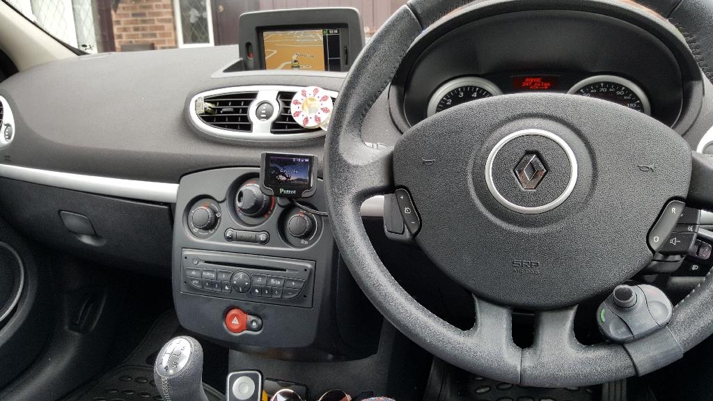 Renault Clio 1.2 Dynamique Tom Tom Hatchback 3d