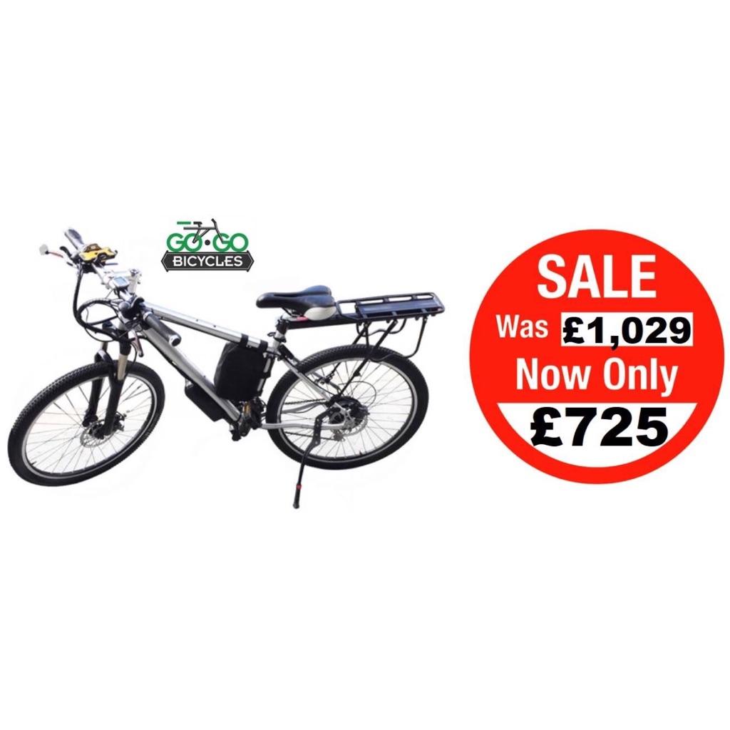 Electric Bike Go Go Mountain Brand New Sale