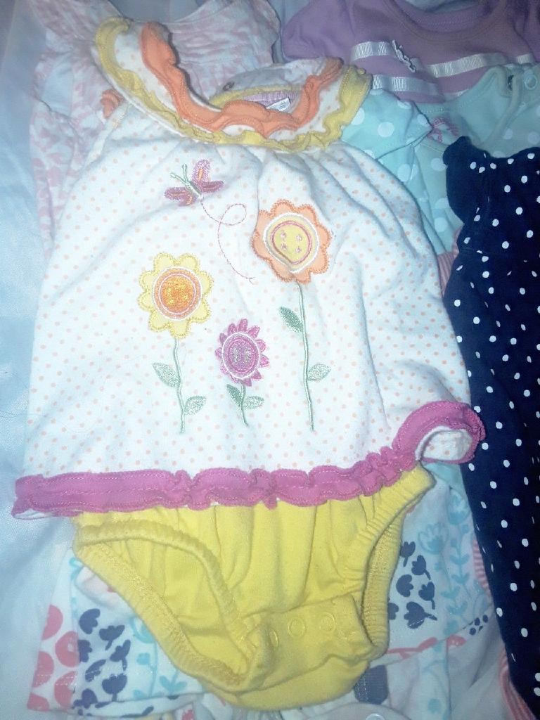 Girls baby clothes newborn-2T