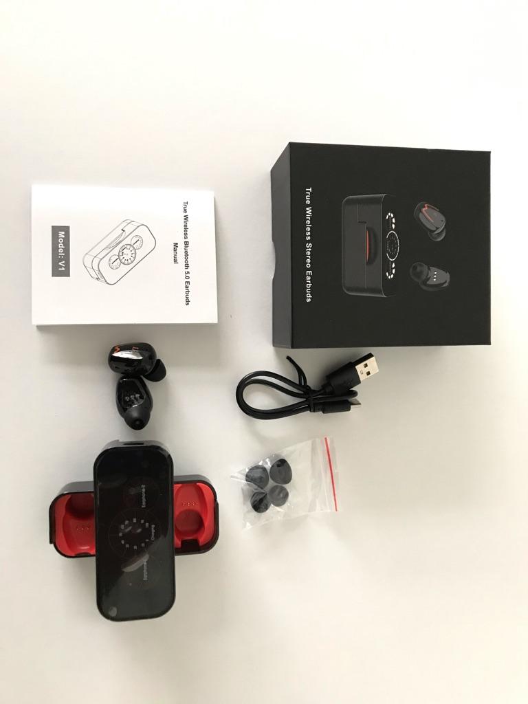 ⭐️Brand New Premium Quality Bluetooth TWS Earphones