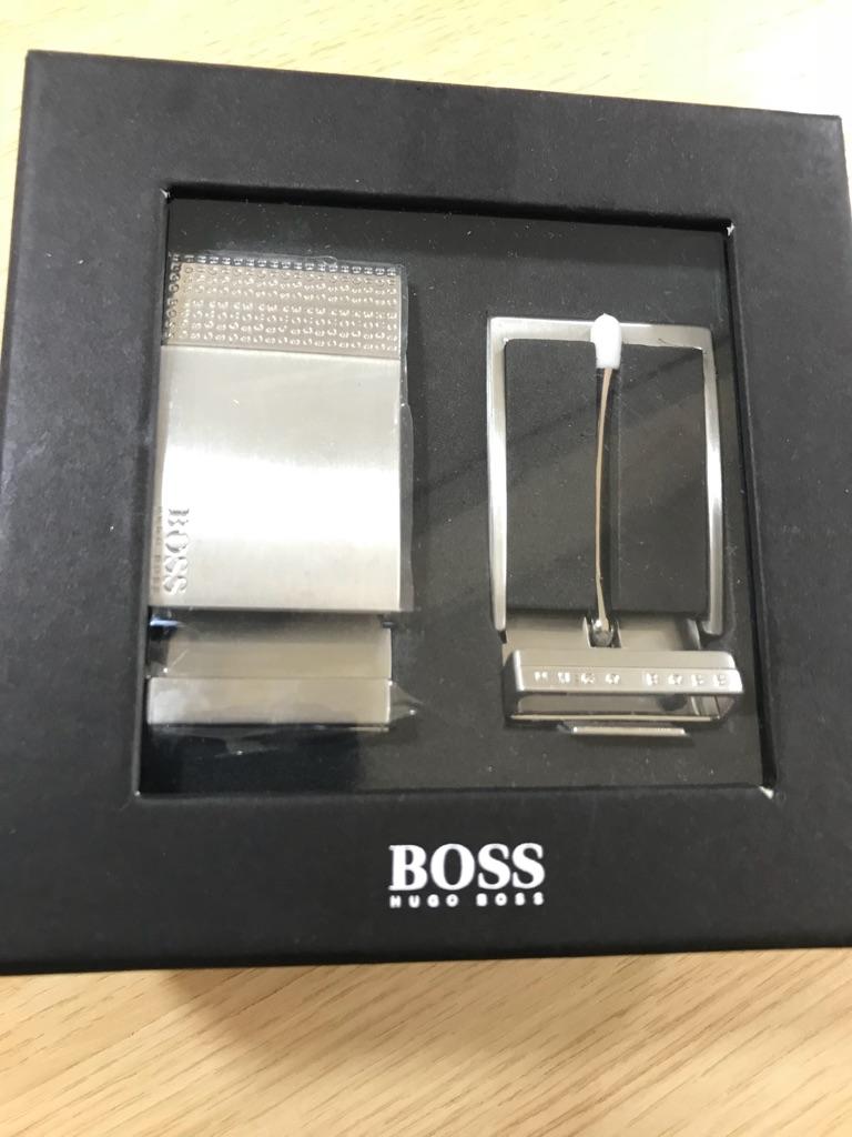 Hugo boss belt set