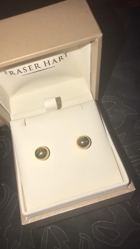 Fraser Hart earings