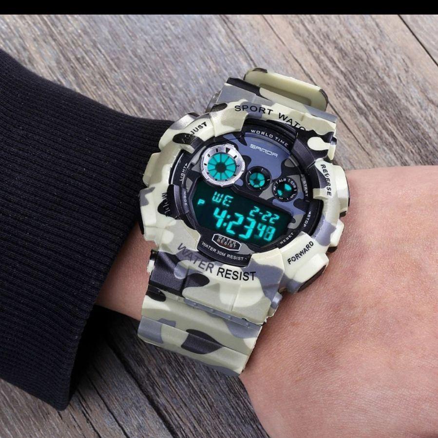 Brand new waterproof watch