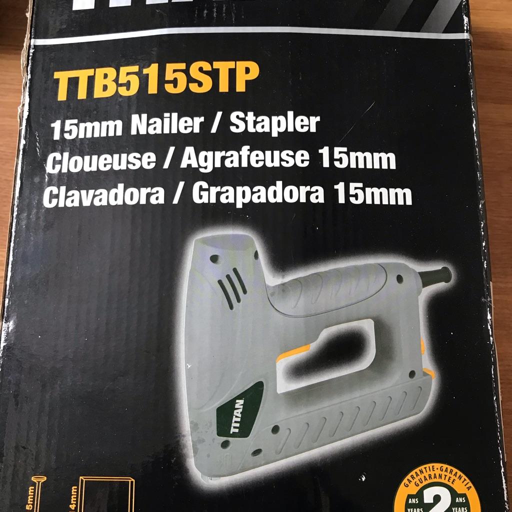 Staple /Nail gun