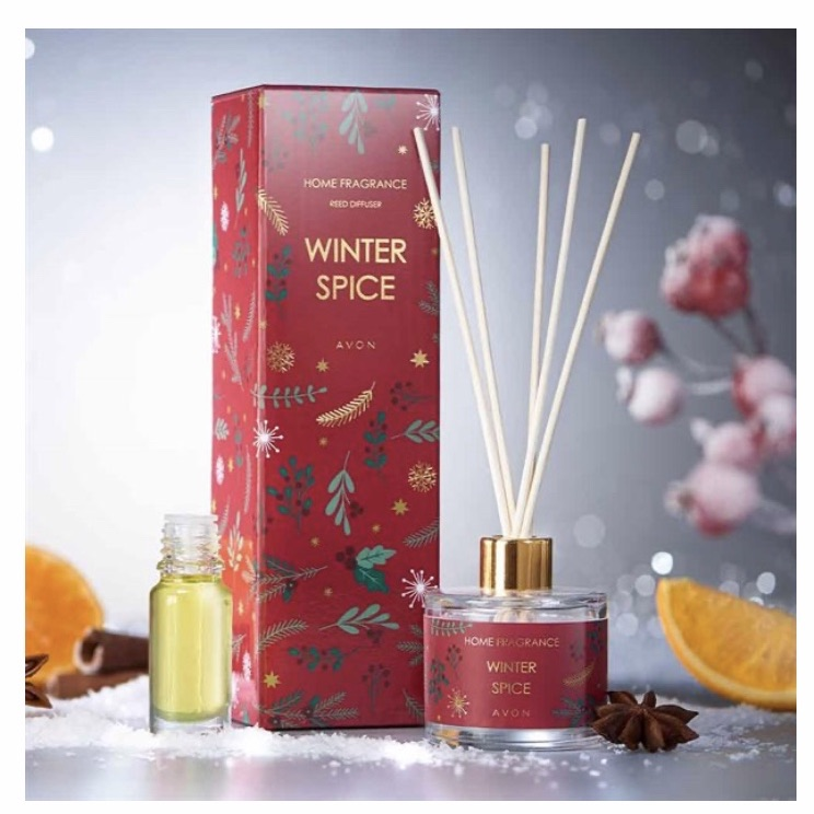 Winter spice diffuser 🎄