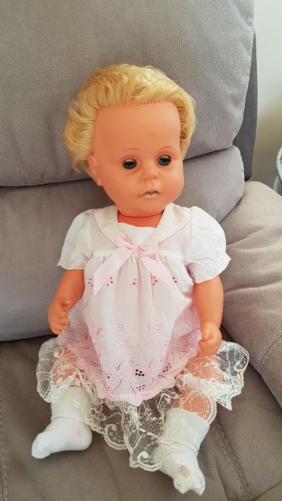 """Vintage Doll 24"""" Tall"""