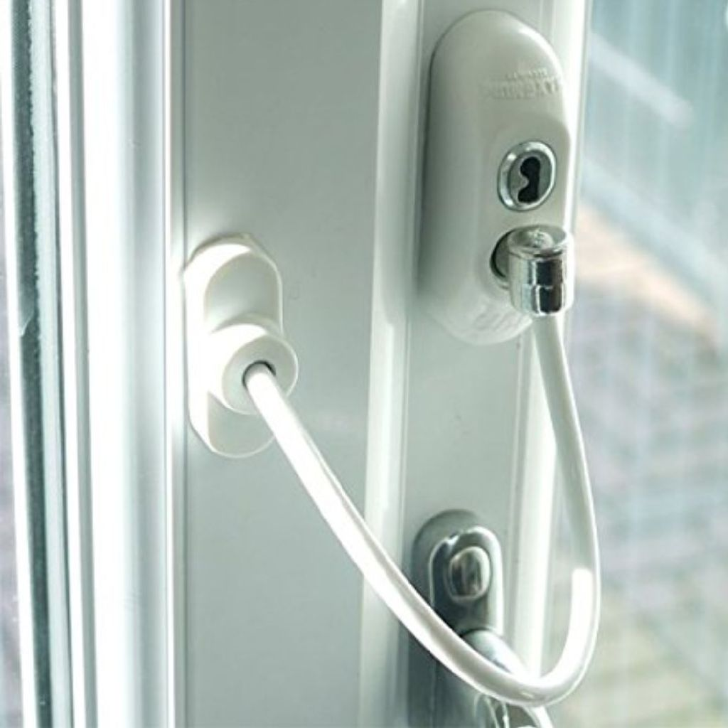 Window security restrictor