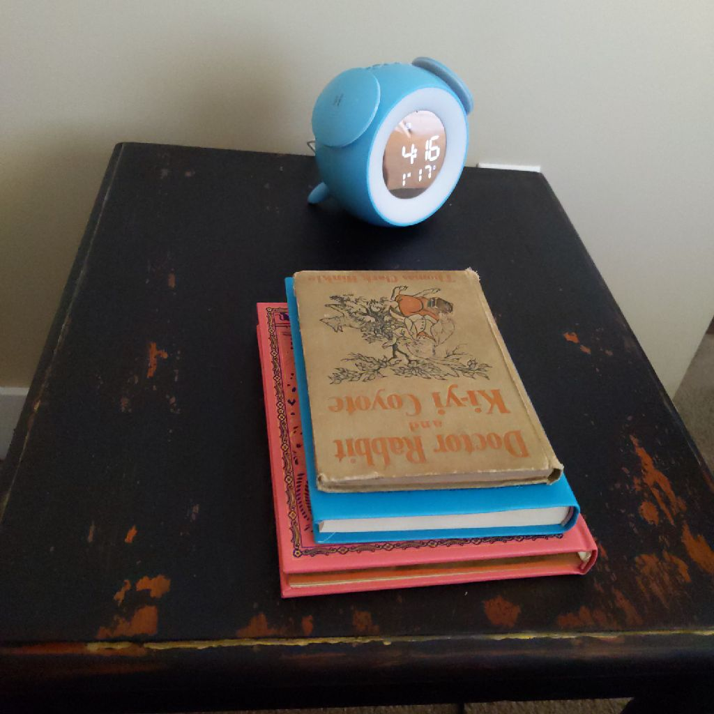 *REDUCED* Refurbished end table