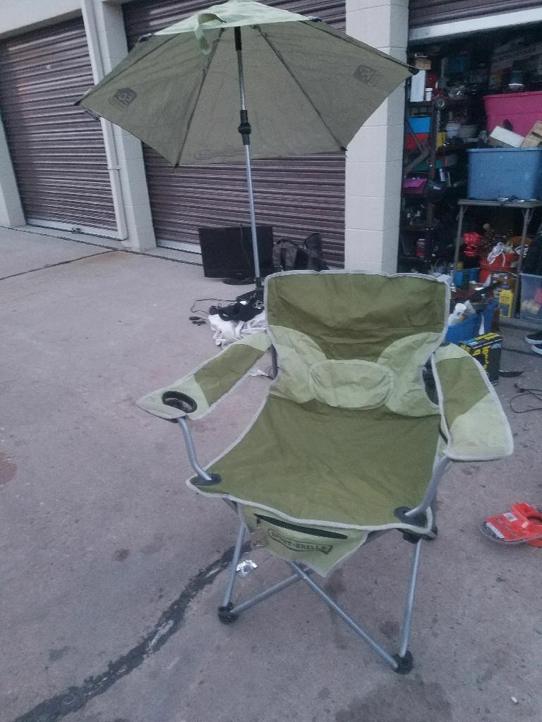 Sports Brella Chair