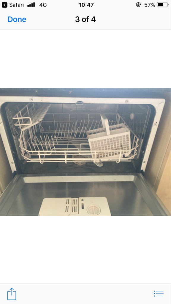 Currys dishwasher