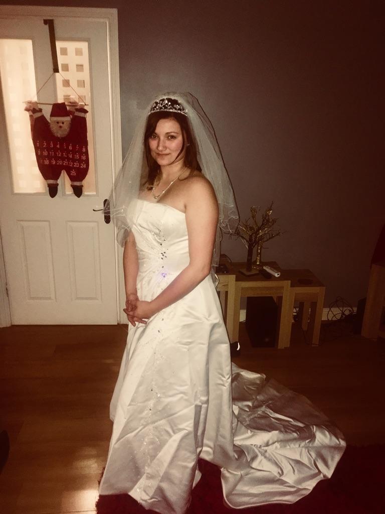 Lovely wedding dress - Rosetta Nicollini