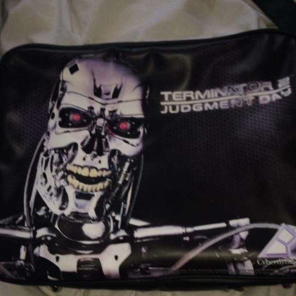 New Terminator bag / school college